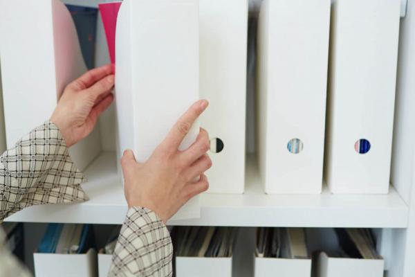 Saiba Qual É O Melhor Método Para Arquivar Documentos Importantes