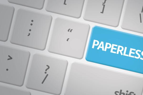 dicas para uma gestão paperless