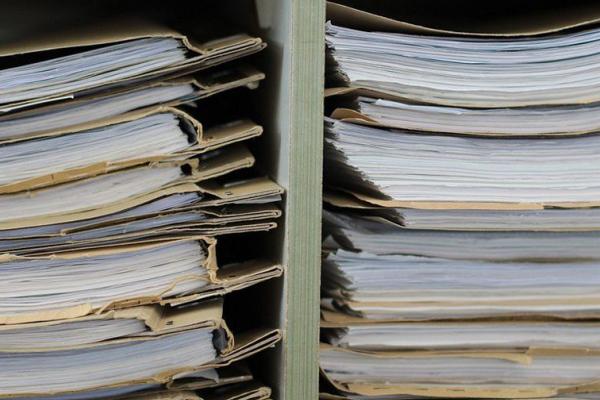 Como Arquivar Documentos Da Empresa?