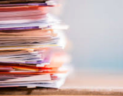 Cansado de ficar horas procurando documentos? Temos a solução!