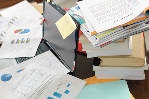 Documentos Desorganizados? Temos A Solução!
