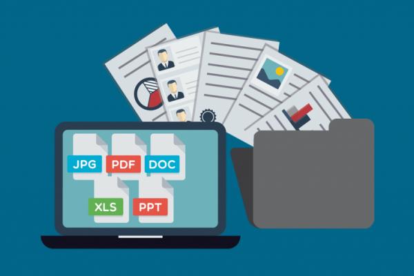 Modernização E Software Para Gestão De Documentos