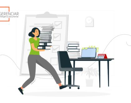 Organização e controle de documentos: como realizá-los com eficiência?