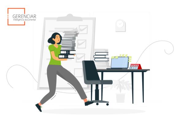Organização e controle de documentos: como realizá-los com eficiência