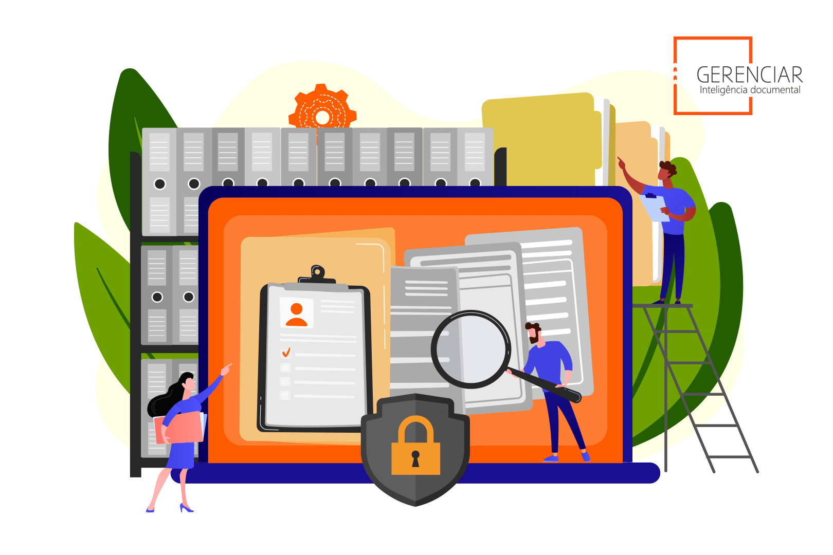 Segurança dos documentos: dicas para proteger as informações da sua empresa
